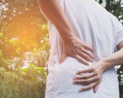 Was tun bei Rückenschmerzen?